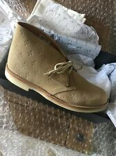 OVO Drake X Clarks Originals Desert Boot UK Size 10 - Beige