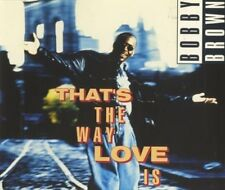 Bobby Brown That's the way love is (1993) [Maxi-CD]
