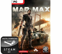 MAD MAX PC, MAC AND LINUX STEAM KEY