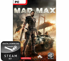 MAD Max PC, Mac e Linux Steam Key