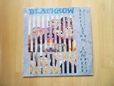 Deathrow - Deception ignored LP Schallplatte Kreator Testament Destruction Sodom