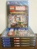 Lego Marvel Collection (PlayStation 4, PS4) BRAND NEW / FACTORY SEALED