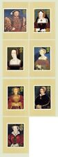 GB POSTCARDS PHQ CARDS NO. 185 MINT FULL SET  1997 THE GREAT TUDOR 10% OFF 5+