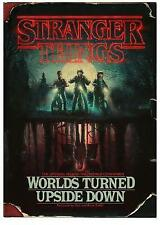 Stranger Things: Worlds Turned Upside Down: The Official Behind-The-Scenes Companion by Gina McIntyre (Hardcover, 2018)