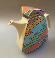 Original Rosenthal Flash One Kaffeekanne Dorothy Hafner Dekor abstrakt 1982