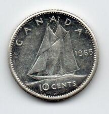 Canada - 10 Cent 1965