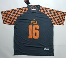PEYTON MANNING #16 TENNESSEE VOLUNTEERS COLLEGE FOOTBALL JERSEY SIZE XXXL SEWN
