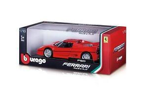 Bburago Ferrari F50 1:18 Scale Diecast Metal 16004