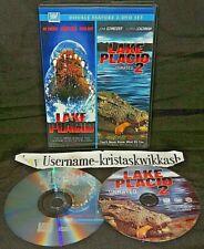 Lake Placid 1 / Lake Placid 2 (DVD Set Double Feature) OOP RARE MINT