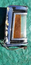 OEM 1970 Lincoln Mark III RH Passenger Side Corner Light Assembly