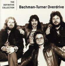 Bachman-Turner Overd - Definitive Collection [New CD] Rmst