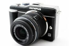 Olympus PEN E-PL1 12.3MP 14-42mm Lens Kit Black[Exc w/8GB SD Card,Strap[506]