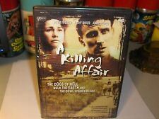 A Killing Affair-The Dogs Of Hell Walk The Earth,The Devil Strides Beside, DVD