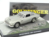 UH Presse 1/43 - Aston Martin DB5 Bond 007 Goldfinger