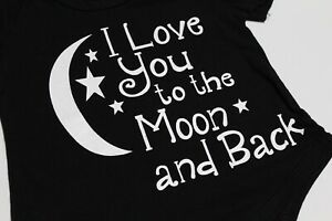 BABY ROMPERS LOVE YOU TO THE MOON & BACK FOR ANY OCCASION AND SEASON ON SALE NOW