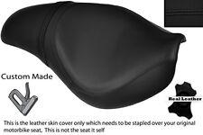 Negro Stitch personalizado se adapta a Triumph Bonneville Latina Speedmaster Roadster cubierta