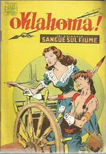 ALBO ALBI D'ORO DELLA PRATERIA  #  3-OKLAHOMA-16° EPISODIO- 22 GENNAIO 1953