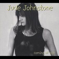 JUDE JOHNSTONE - Coming Of Age (CD-2002 BOJAK) GUESTS JACKSON BROWNE, B. RAITT