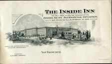 1915 PAN-PACIFIC EXPO COVER BM3399