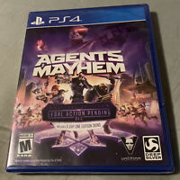 Agents of Mayhem PS4 PlayStation