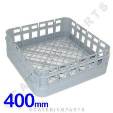 CLASSEQ CLASSIC 400 X 400 CUP GLASS DISH-WASHER GLASS-WASHER RACK BASKET 500GBP