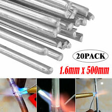 Solution Welding Flux-Cored Rods - 20pcs Free shipping 1.6Mm x 50Cm Wire Brazing
