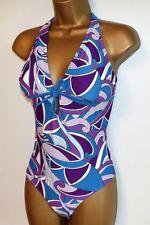 F&F Swimming Costumes for Women's Halterneck Swimwear