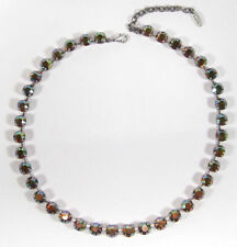 Modeschmuck-Halsketten & -Anhänger aus Glas Bohemian