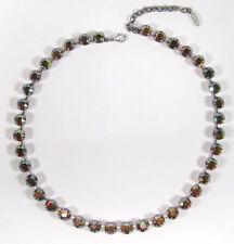 Runde Bohemian Modeschmuck-Halsketten & -Anhänger für Damen