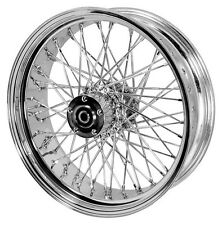 "60 SPOKE 16"" BILLET HUB REAR WHEEL HARLEY DYNA WIDE GLIDE FXDWG 2000-2005"