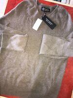 Banana Republic x Todd & Duncan Cashmere Sweater ~ Men's Small - $228.00 267339
