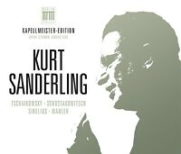 KURT SANDERLING - KAPELLMEISTER-EDITION 2-KURT SANDERLING  CD NEU VARIOUS