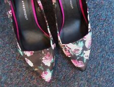 New Look Floral Stiletto Heels for Women