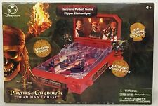 Pirates Of The Caribbean Dead Man's Chest Electronic Pinball Game Sound & Light
