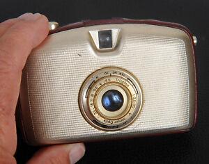 Vintage 1950s PENTACON PENTI Half Frame 35mm Film Camera...very compact!
