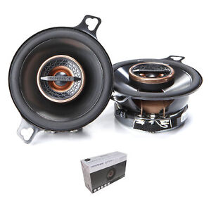 """Infinity Reference 3.5"""" 3 Ohm 75 Watt 2-Way Coaxial Car Speakers REF-3032cfx"""