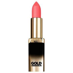L'Oreal Color Riche Lipstick - Pink Gold Obsession