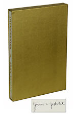 Impressions by JOHN UPDIKE ~ SIGNED Limited First Edition 1985 ~ 1/300 Copies