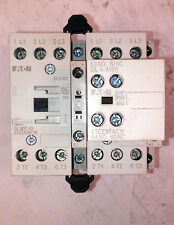 1 USED EATON DIL M17-10 MOTOR CONTROL CONTACTOR !!FREE CD!! ***MAKE OFFER***