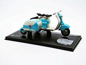 SOLIDO 1/18 MOTO SCOOTER LAMBRETTA LD 125 + REMORQUE 1956 !!!