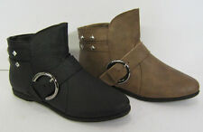 Zip Ankle Boots Standard Width (D) Shoes for Women
