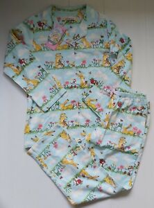 PETER ALEXANDER LADIES GUESS HOW MUCH I LOVE YOU FLANNELETTE PYJAMA SET RRP$119