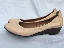"Women's Lucky Brand ""Faith"" Wedge Pump Size 6"