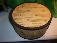 Vintage Jay Thorpe Hat Box Excellent Condition