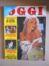 OGGI 39 1980 Maria Giovanna Elmi Caroline di Monaco Krisma Bertè Rettore [LOTM]