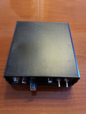 A TWO BAND 0.5 WATT AM RADIO TRANSMITTER FOR 1000 AND 1500 KHZ