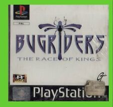 BUGRIDERS the race of kings NEW play SIGILLATO psx ps1 play1-2 sealed.