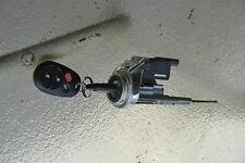 IGNITION SWITCH TUMBLER LOCK WITH KEY AND FOB FROM 04 TOYOTA SOLARA