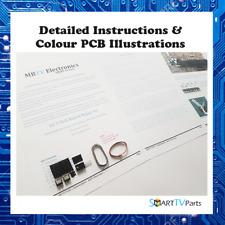 LG 42PA4500/42PN4500/42PA450C TV Riparazione Kit-YSUS Q703 Q704 S/C