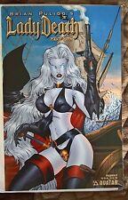 LADY DEATH: PIRATE QUEEN (2006) #1 Swashbuckler Limited to 750 Variant HTF!! NM